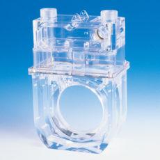 部品 流体分析機器部品 研究 切削・注型